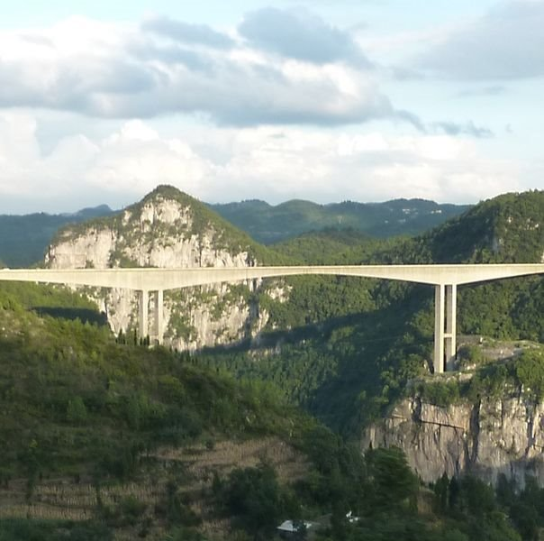 Liuguanghe Bridge