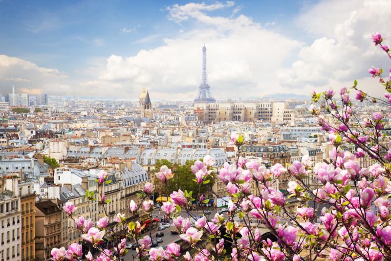 paris beatuiful city in europe