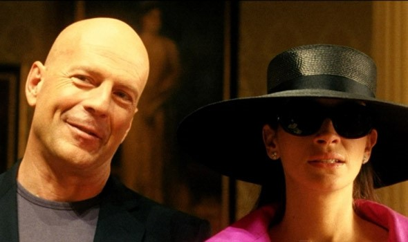 Bruce Willis – Oceans 12
