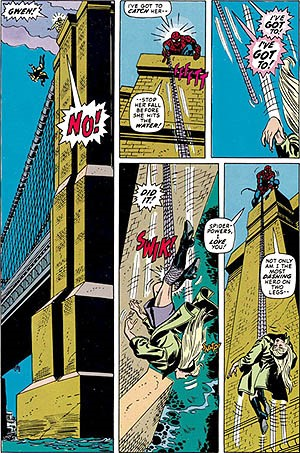 Gwen Stacy death