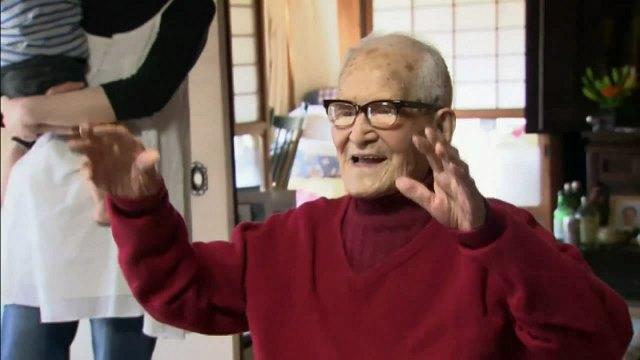 Jiroemon Kimura 2013 Top 10 Oldest P...