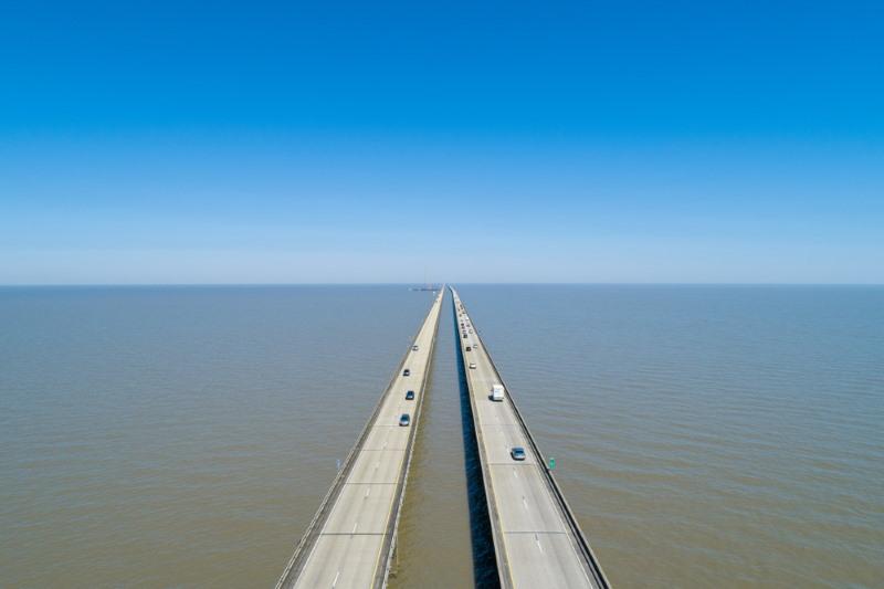 Pontchartrain Causeway
