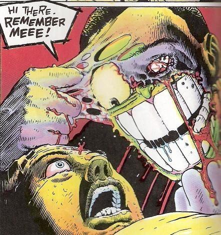 The Mask Comic