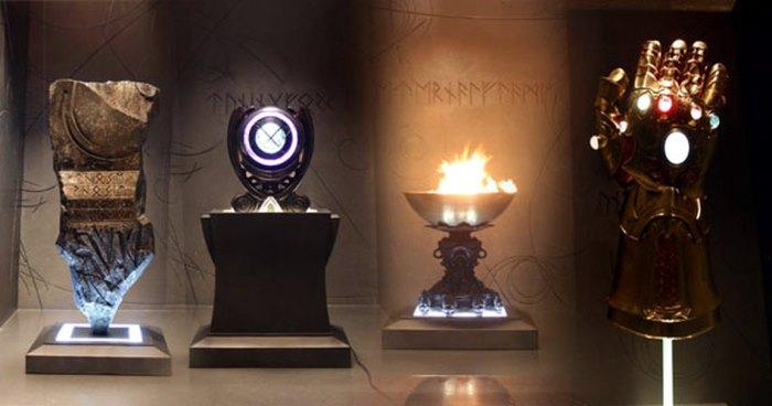 Odin's Trophy Room – Thor