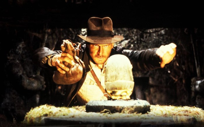 Raiders of the Lost Ark (1981