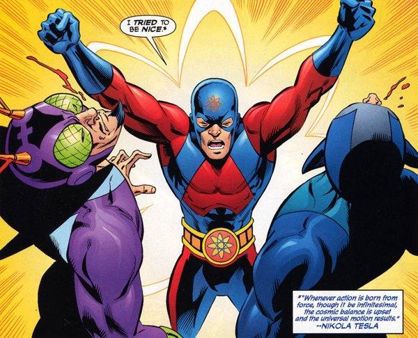 The Atom – DC Comics
