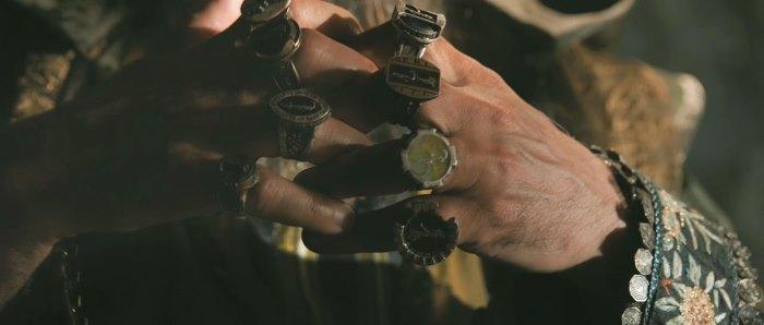 The Ten Rings in Iron Man