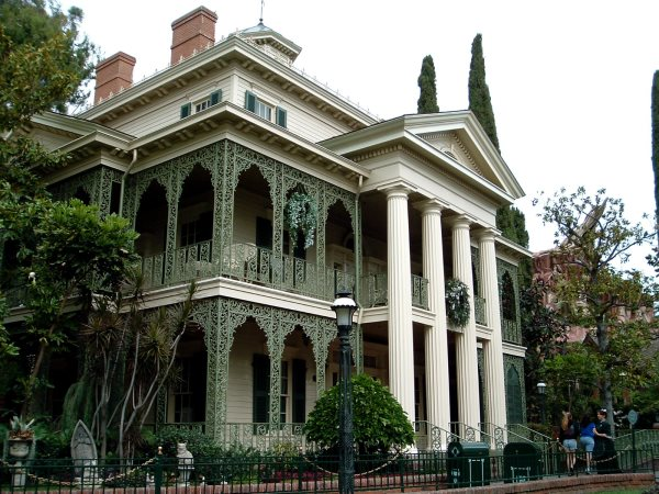 Haunted Mansion's