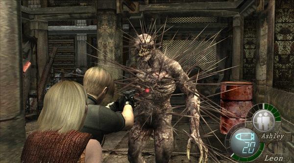 Resident Evil 4 -