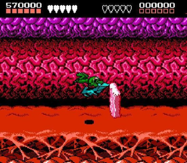Battletoads – The Turbo Tunnel