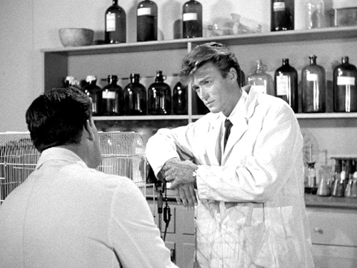 Clint Eastwood – Revenge of the Creature (1955)