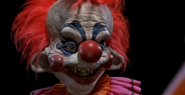 Top 10 evil movie clowns top10hq for Killer klowns 2