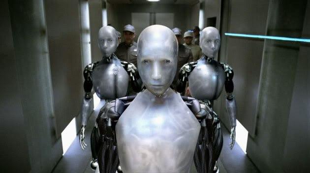 NS-5 - I, Robot