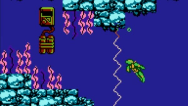 Teenage Mutant Ninja Turtles – Underwater