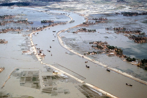 Bangladesh-Cycloon