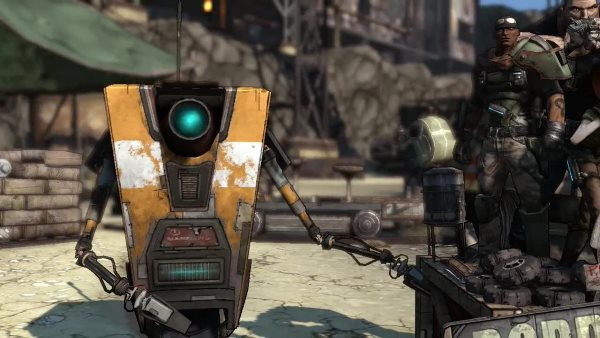 Claptrap – Borderlands