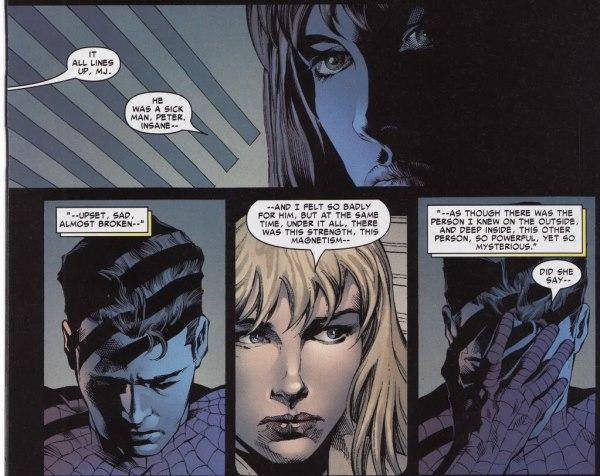 Sins Past - Spider-Man