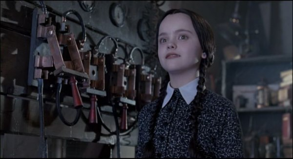 Wednesday Addams - The Addams Family (1991)