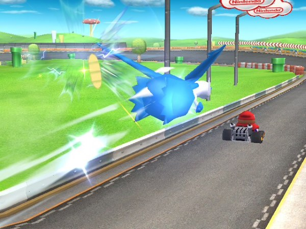 Blue Shell - Mario Kart Series