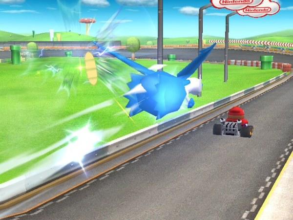 Blue Shell - Mario Kart Series