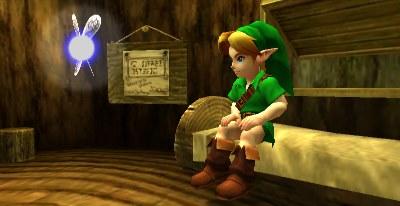 Navi - Zelda Ocarina of Time