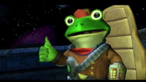 Slippy Toad - Star Fox 64