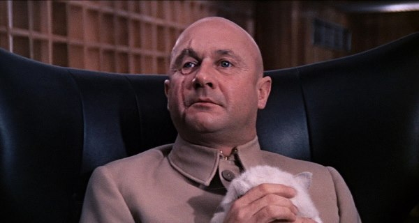 Ernst Stavro Blofeld - You Only Live Twice