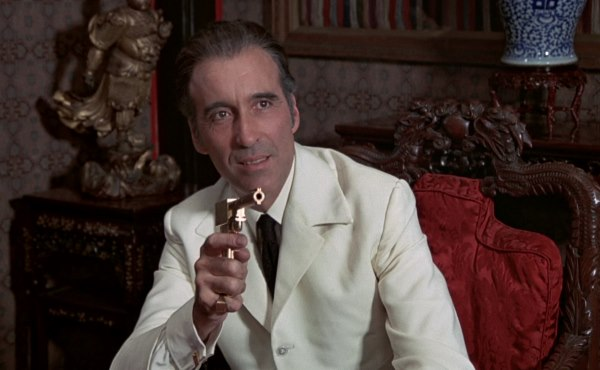 Francisco Scaramanga - The Man with the Golden Gun