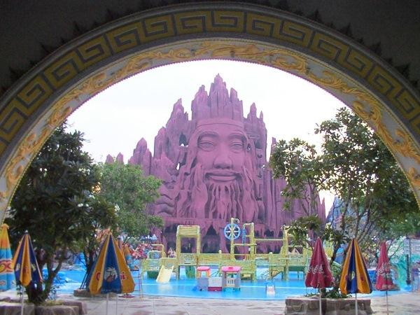 Suoi Tien Cultural Amusement Park, Vietnam