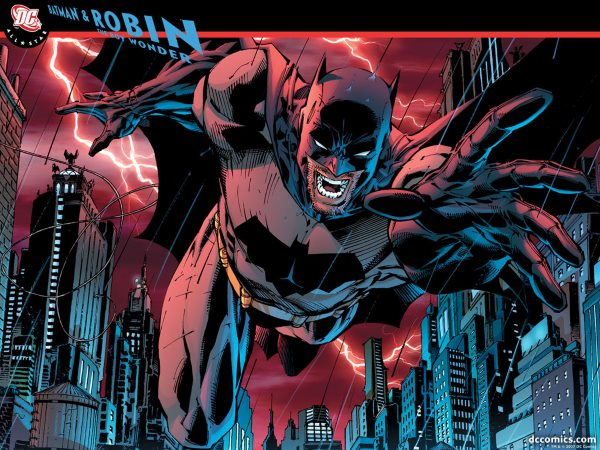 All Star Batman & Robin