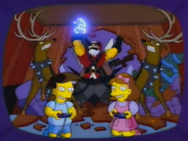 Bonestorm - The Simpsons