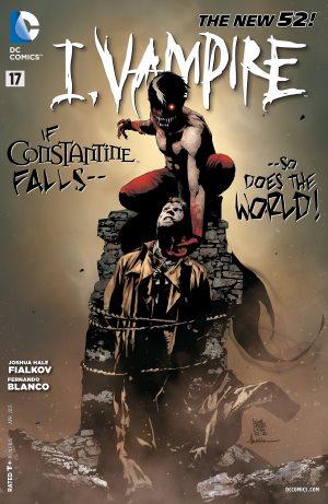 I, Vampire (DC Comics)
