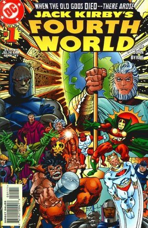 Jack Kirby's Fourth World Series