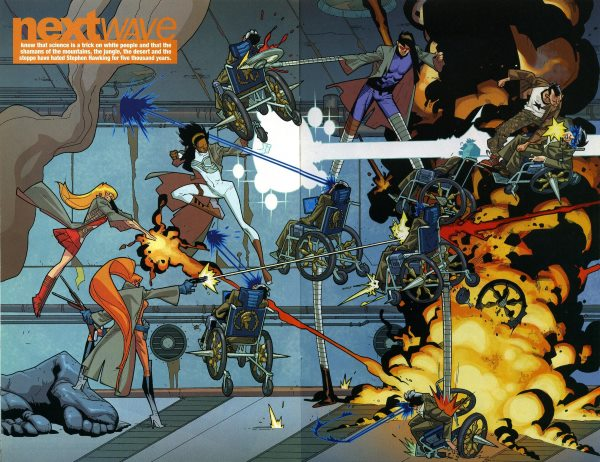 Nextwave - Agents of H.A.T.E
