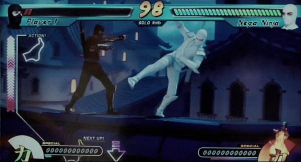 Ninja Ninja Revolution - Scott Pilgrim vs. The World