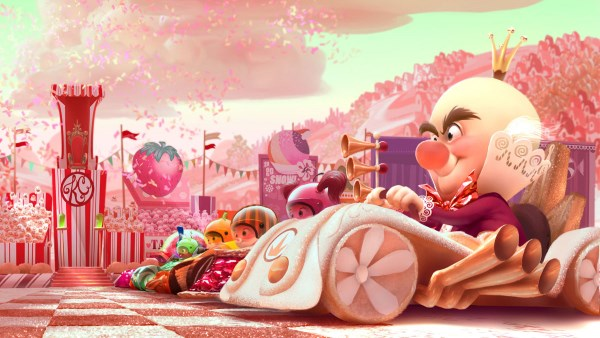Sugar Rush - Wreck It Ralph