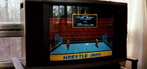 Wrestle Jam - The Wrestler