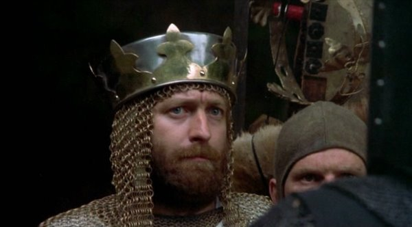 King Arthur - Monty Python and the Holy Grail