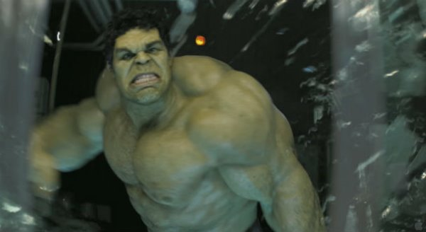 Mark Ruffalo - The Avengers