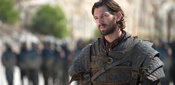 Michiel Huisman - Game of Thrones