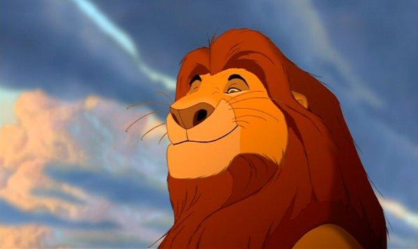 Mufasa - The Lion King