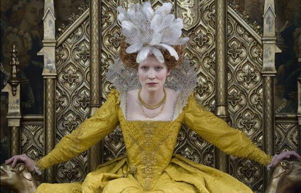 Queen Elizabeth - Elizabeth & Elizabeth The Golden Age