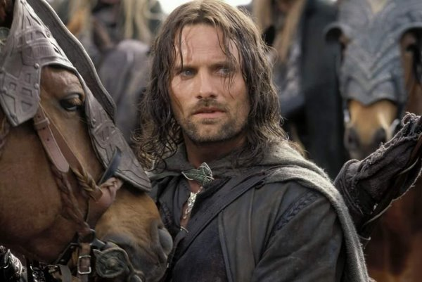 Viggo Mortensen - Lord of the Rings
