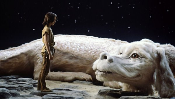 Falkor - The Neverending Story