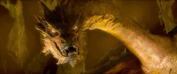 Smaug - The Hobbit