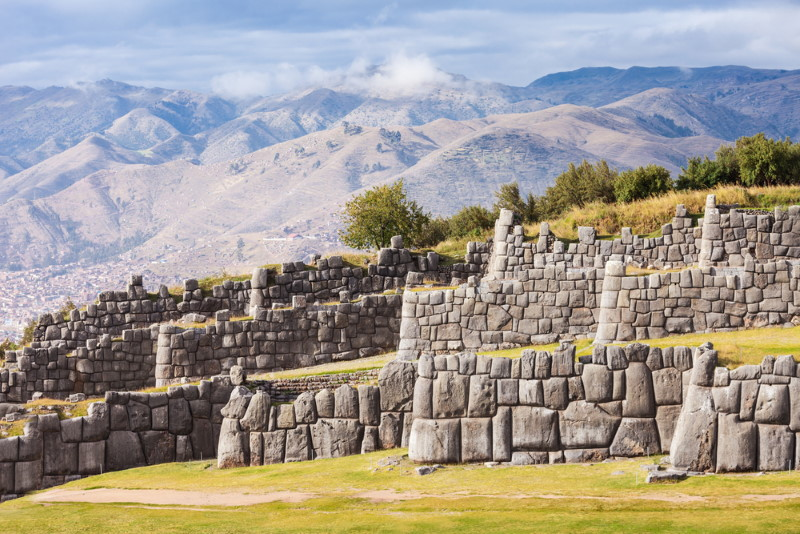 Saksaywaman Walls