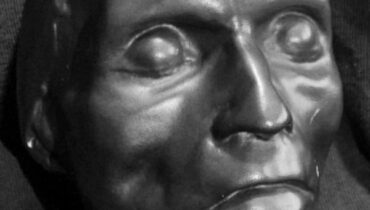 Ludwig Van Beethoven death mask