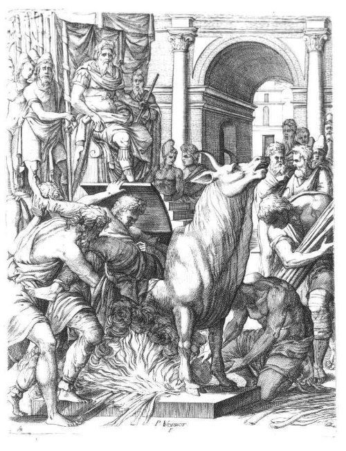 Brazen Bull of Phalari