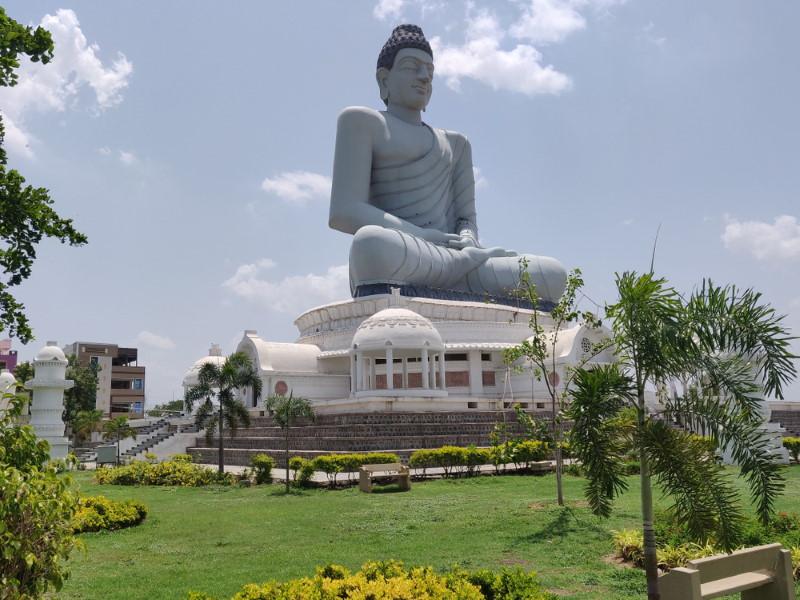 Dhyana Buddha of Amaravathi