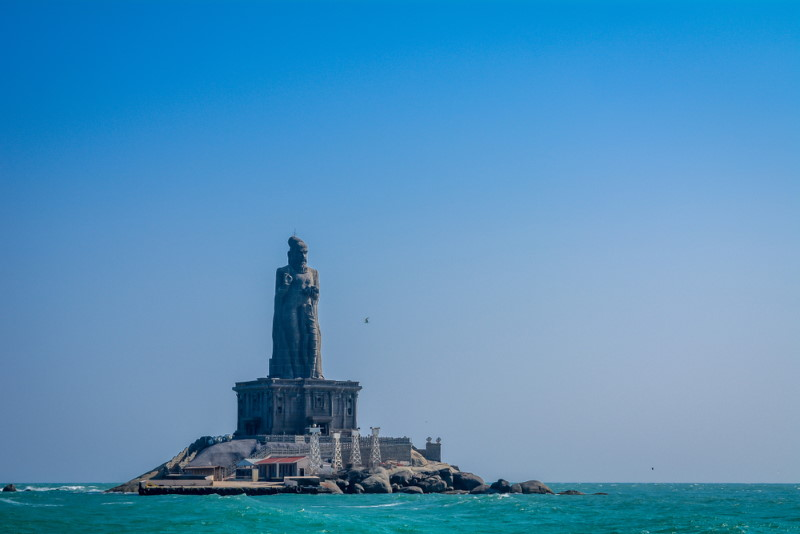 Thiruvalluvar in Tamil Nadu